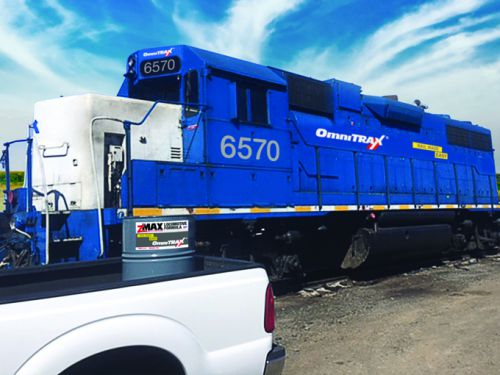 zMAX is now being used by OmniTRAX, Railway Age Magazine explains why